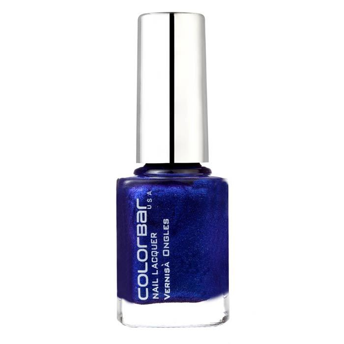 Buy Colorbar Nail Lacquer Blue Topaz 91 (9 ml)-Purplle