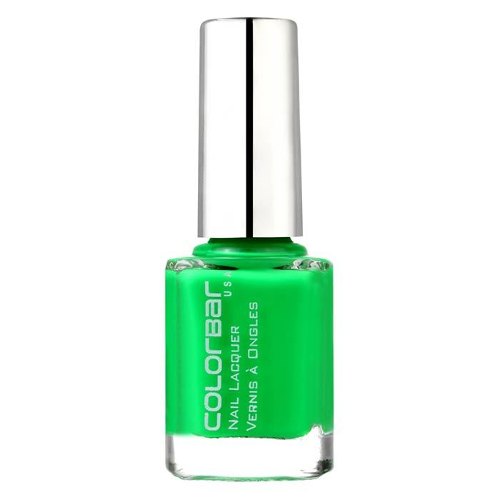 Buy Colorbar Nail Lacqure Lime Margarita 096 (9 ml)-Purplle