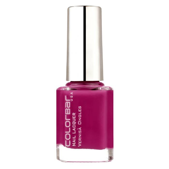 Buy Colorbar Nail Laqure Plum Greenadine 097 (9 ml)-Purplle