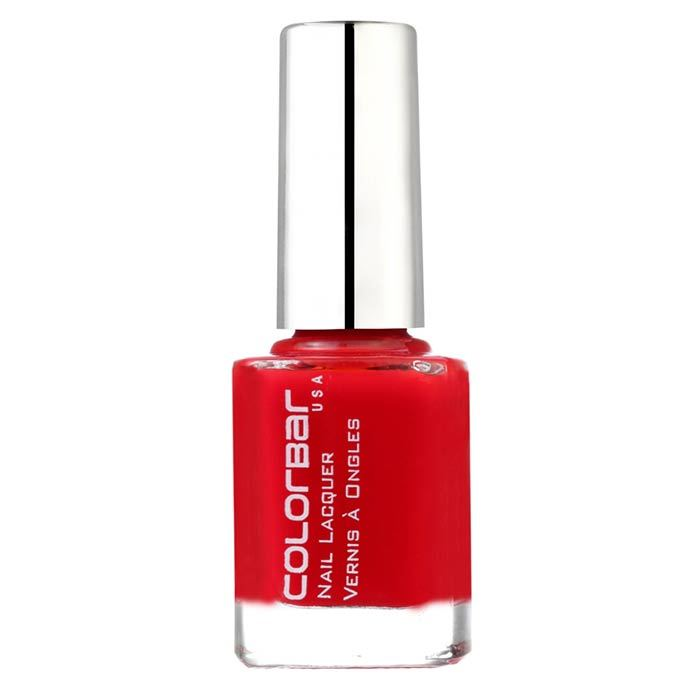 Buy Colorbar Nail Laqure Bloddy Mary 098 (9 ml)-Purplle