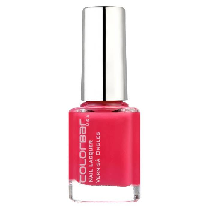 Buy Colorbar Nail Laqure Sizziling Pink 102 (9 ml)-Purplle