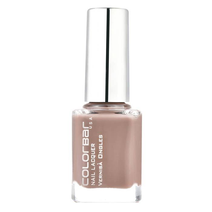 Buy Colorbar Nail Lacquer Nex Flirty Mauve 106 (9 ml)-Purplle