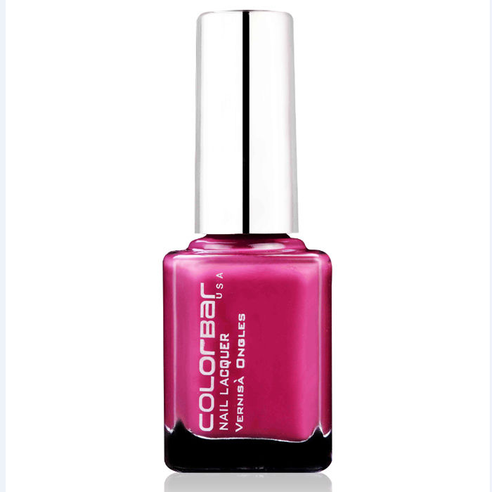 Buy Colorbar Nail Laqure Fruit Punch 123 (9 ml)-Purplle