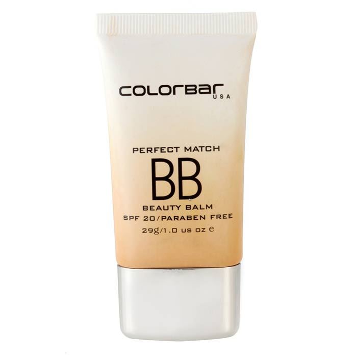 Buy Colorbar Perfect Match Beauty Balm SPF20 Vanilla Creme (29 g)-Purplle