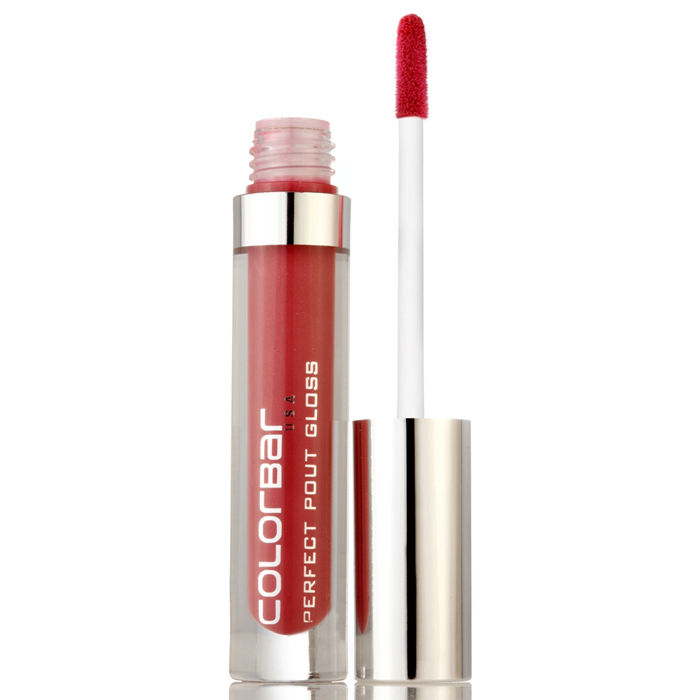 Buy Colorbar Perfect Pout Gloss Rumor (3 ml)-Purplle