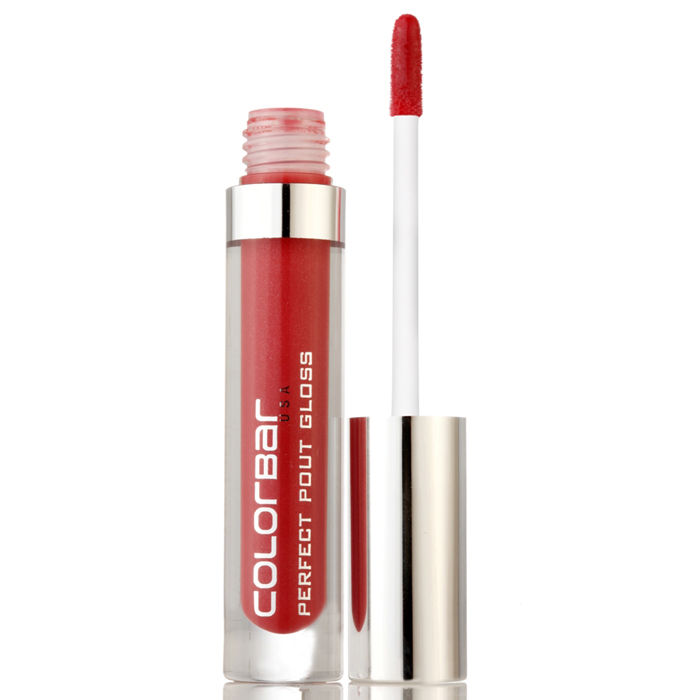 Buy Colorbar Perfect Pout Gloss Wicked (3 ml)-Purplle