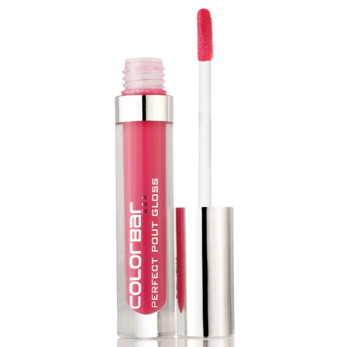 Buy Colorbar Perfect Pout Gloss Brazen (3 ml)-Purplle