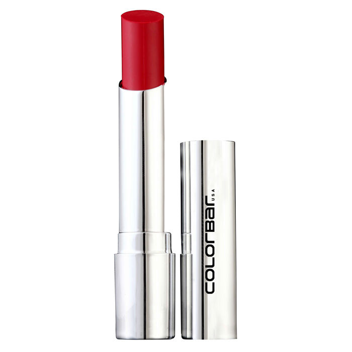 Buy Colorbar Sheer Creme Lust Lipstick Red Carpet (5 g)-Purplle