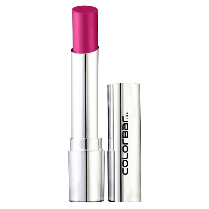 Buy Colorbar Sheer Creme Lust Lipstick Bitten Lily (5 g)-Purplle