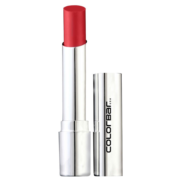 Buy Colorbar Sheer Creme Lust Lipstick Orange Bliss (3.5 g)-Purplle