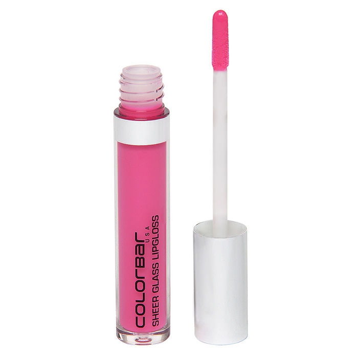 Buy Colorbar Sheer Glass Lip Gloss Pink Echo (3.3 ml)-Purplle