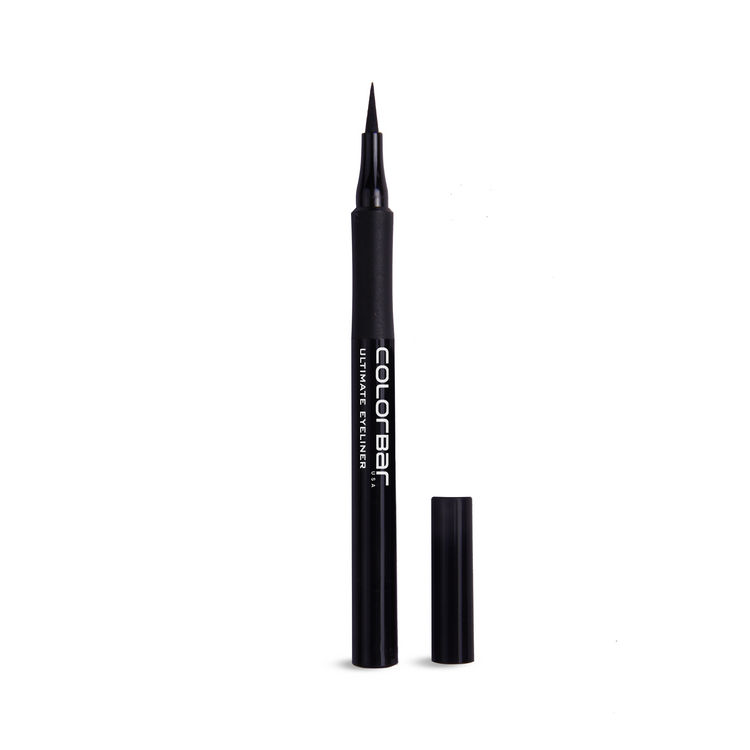 Buy Colorbar Ultimate Eye Liner Black 001 (1 ml)-Purplle