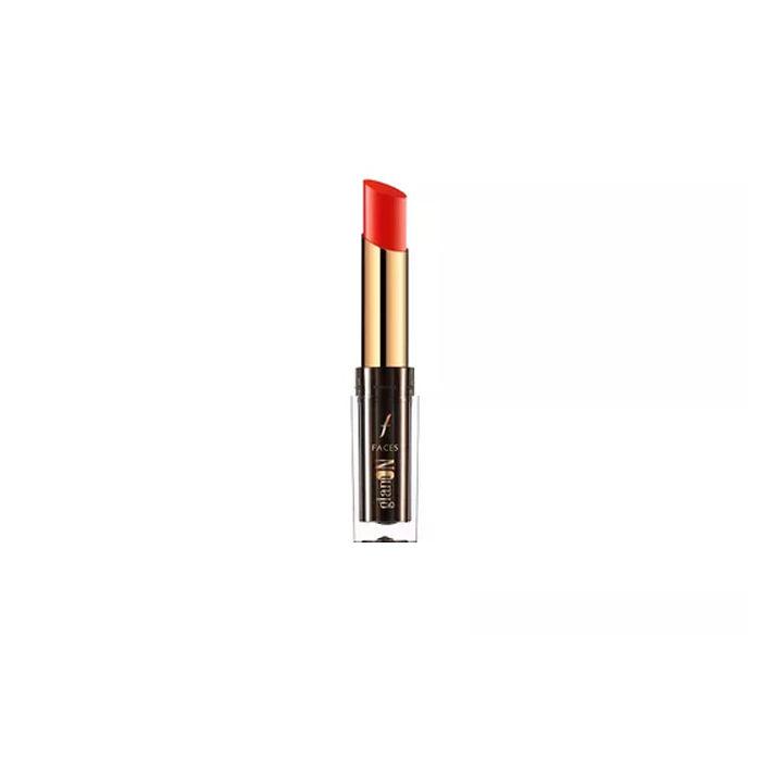 Buy Faces Canada Glam On Color Perfect Lipstick Orange Crush 13 (3.5 g)-Purplle