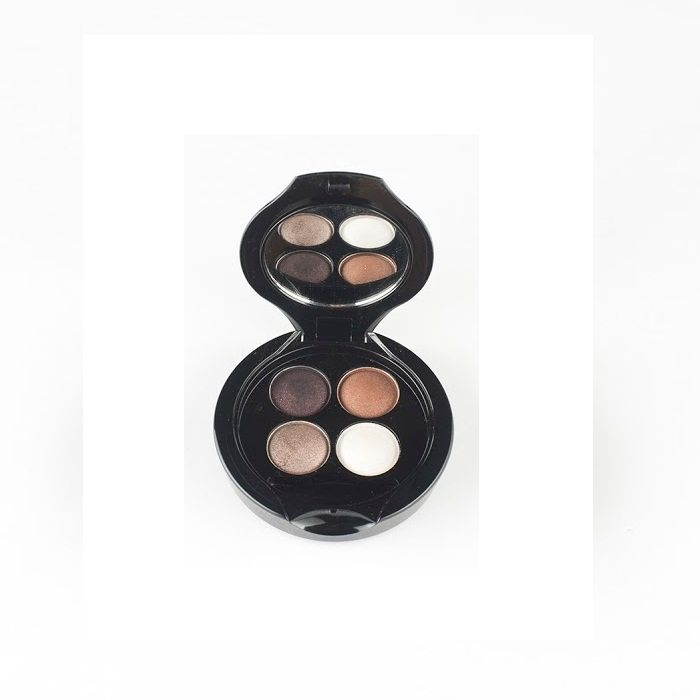 Buy Faces Canada Glam On Color Perfect Eye Shadow Smokey 4 (6 g)-Purplle