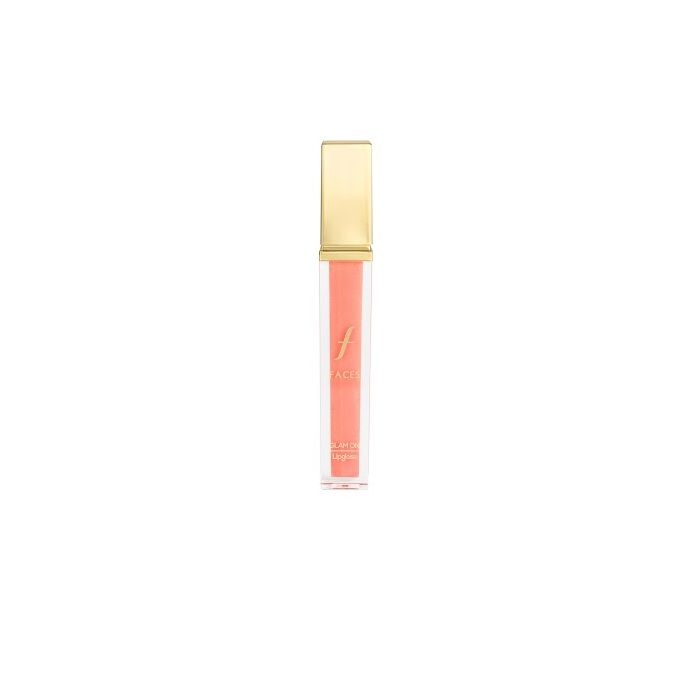 Buy Faces Canada Glam On Lip Gloss Chestnut Tinge 2 (7.5 ml)-Purplle