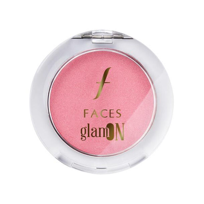 Buy Faces Canada Glam On Perfect Blush Hot Pink 02 (5 g)-Purplle