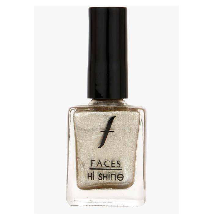 Buy Faces Canada Hi Shine Nail Enamel Diamond Frost 115 (9 ml)-Purplle