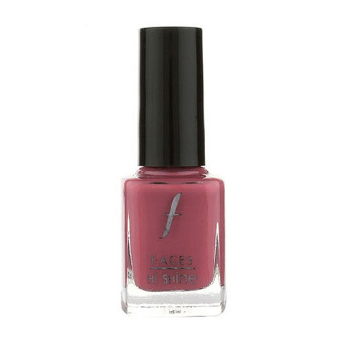 Buy Faces Canada Hi Shine Nail Enamel I Like To Mauve 63 (9 ml)-Purplle