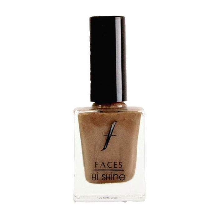 Buy Faces Canada Hi Shine Nail Enamel Skin Tight 61 (9 ml)-Purplle