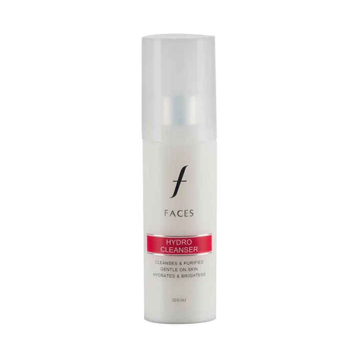 Buy Faces Canada Hydro Cleanser (100 ml)-Purplle