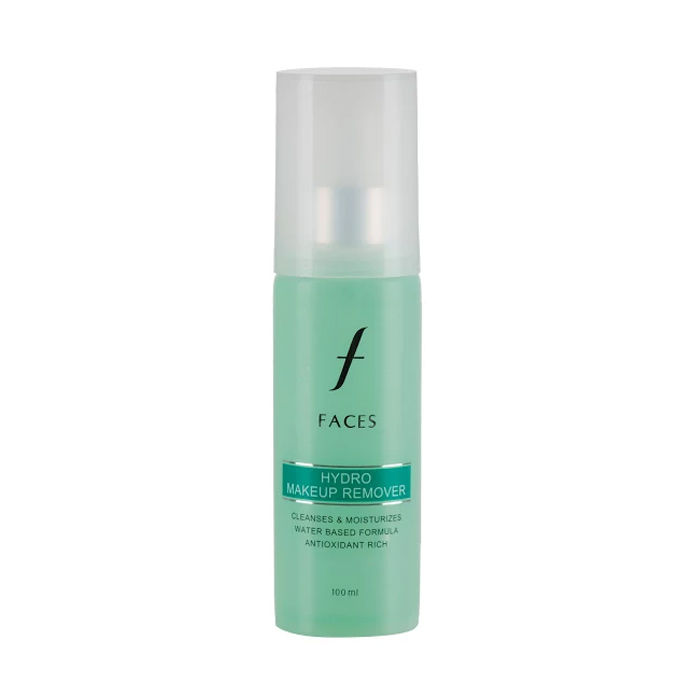 Buy Faces Canada Hydro Makeup Remover (100 ml)-Purplle