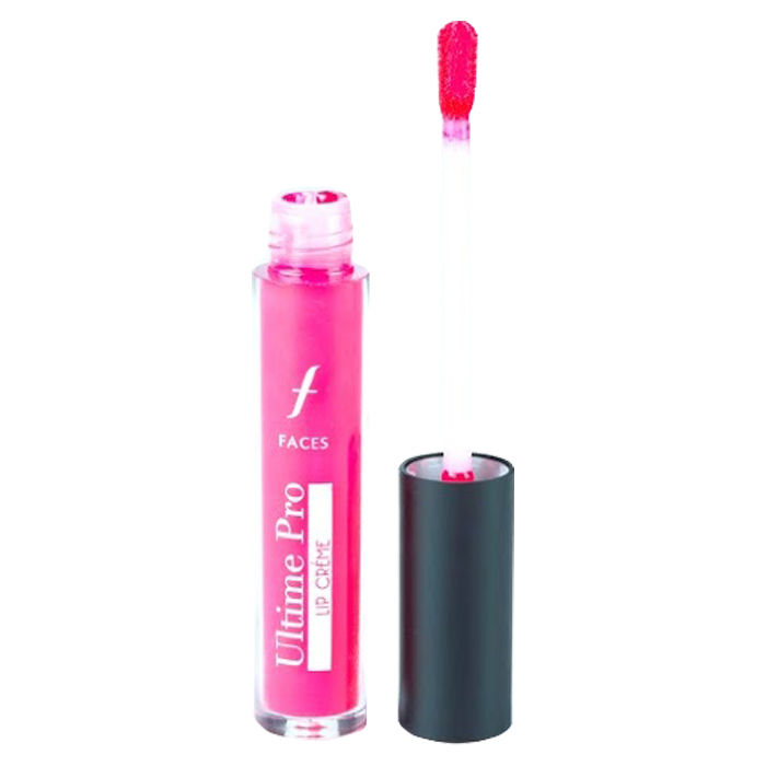 Buy Faces Canada Ultime Pro Lip Creme Fuschia Sparkler 3 (4.6 ml)-Purplle