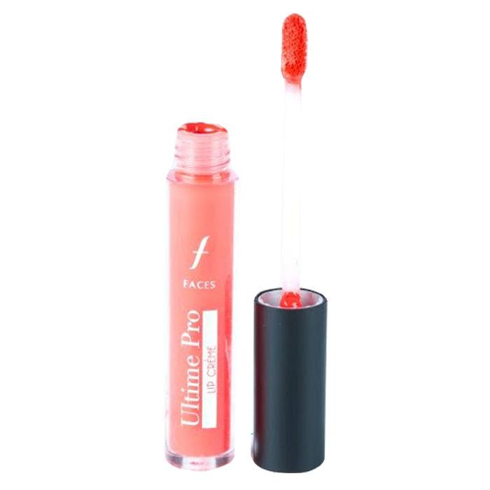 Buy Faces Canada Ultime Pro Lip Creme Hawaiian Orange 5 (4.6 ml)-Purplle