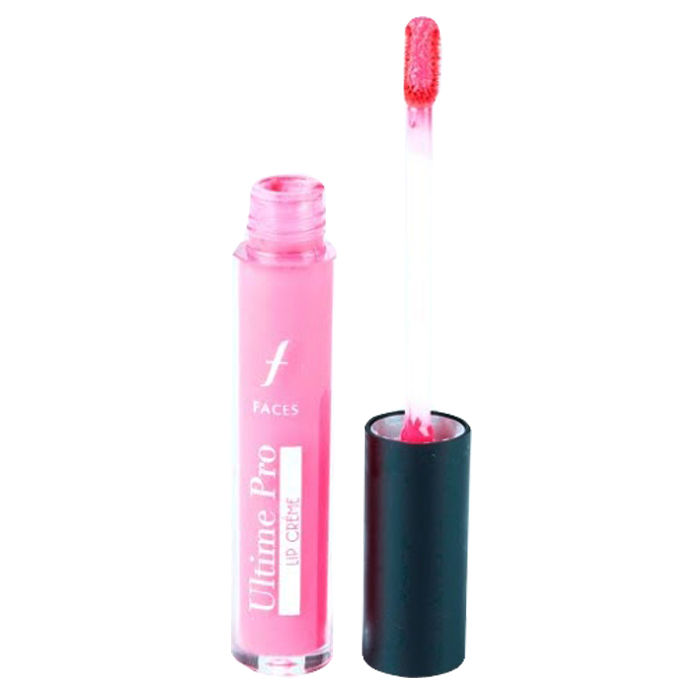 Buy Faces Canada Ultime Pro Lip Creme Pink-A-Colada 4 (4.6 ml)-Purplle
