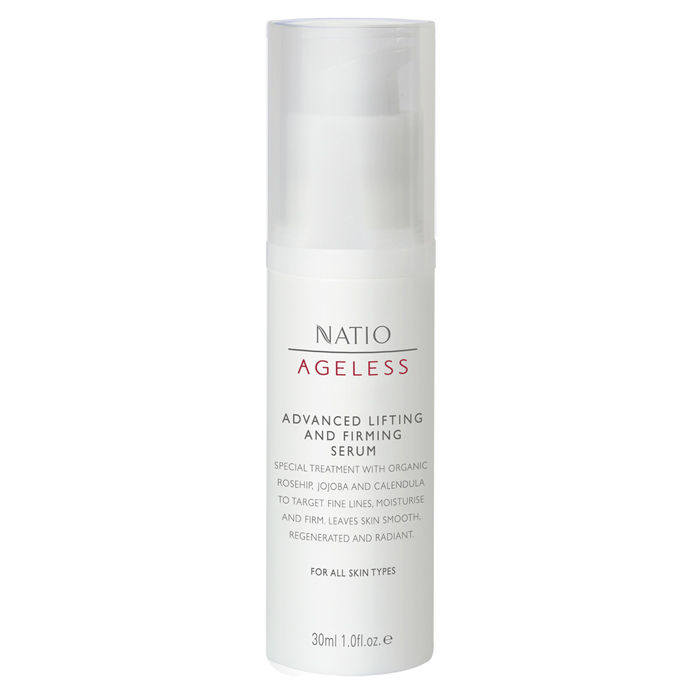 Buy Natio Ageless Advanced Lifting And Firming Serum (30 ml)-Purplle