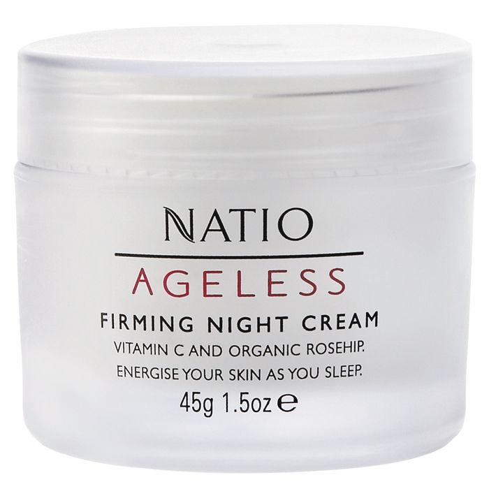 Buy Natio Ageless Firming Night Cream (45 g)-Purplle