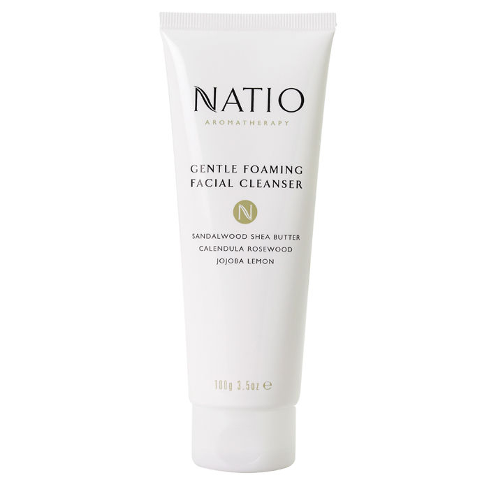Buy Natio Aromatherapy Gentle Foaming Facial Cleanser (100 g)-Purplle