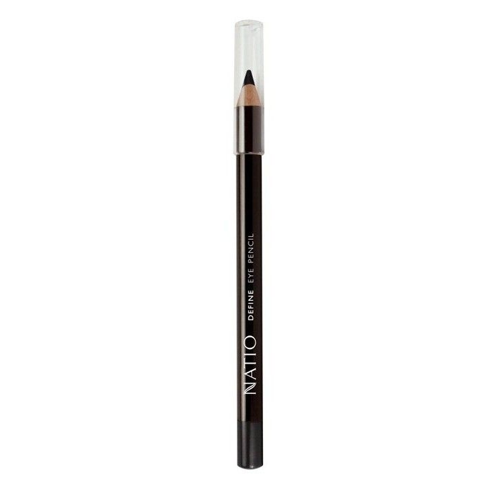 Buy Natio Define Eye Pencil Black (1.6 g)-Purplle