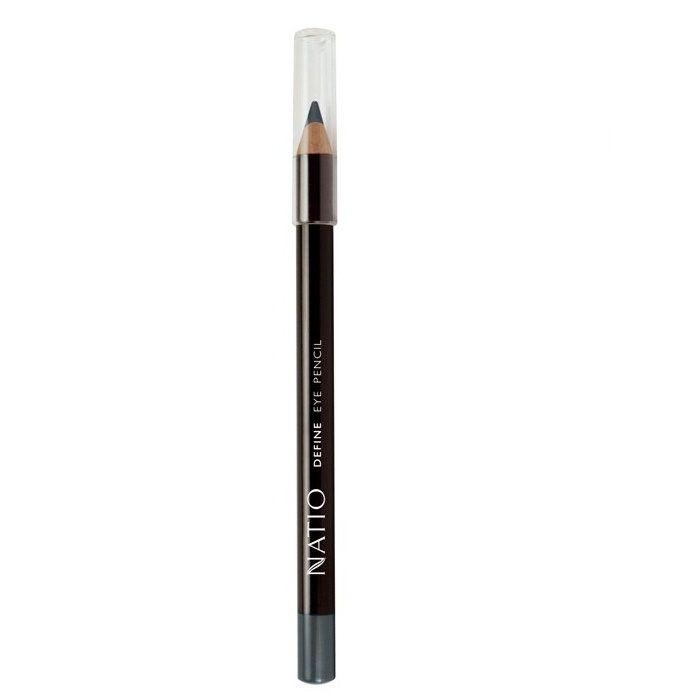 Buy Natio Define Eye Pencil Steel Grey (1.6 g)-Purplle