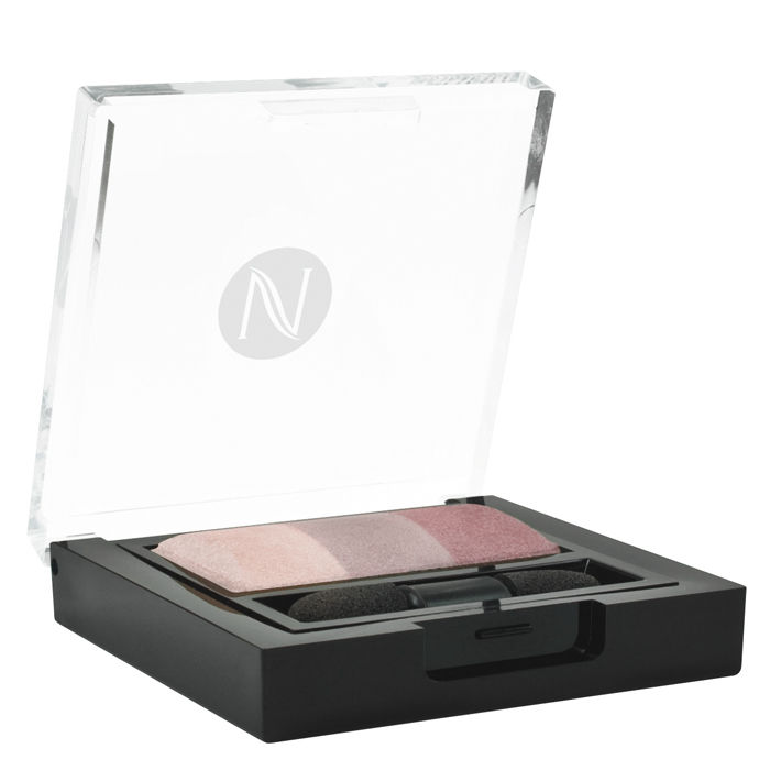 Buy Natio Mineral Eyeshadow Trio Illuminate (6 g)-Purplle