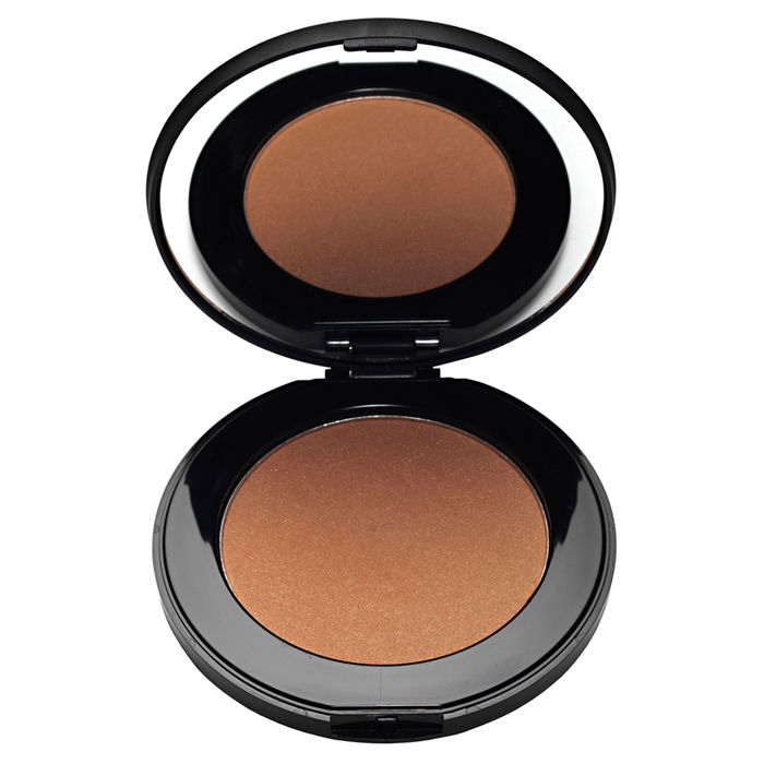 Buy Natio Mineral Pressed Powder Bronzer Sunswept (20 g)-Purplle