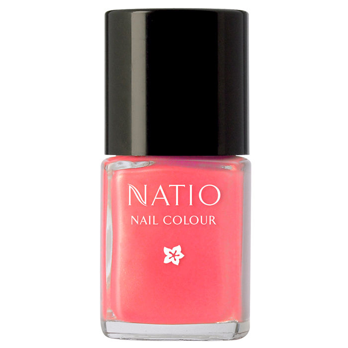 Buy Natio Nail Colour Lovely (15 ml)-Purplle