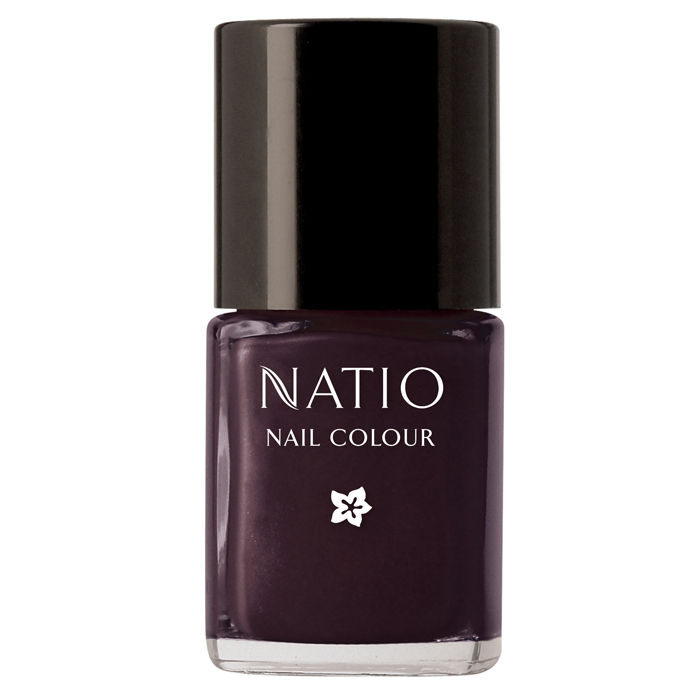 Buy Natio Nail Colour Maple (15 ml)-Purplle