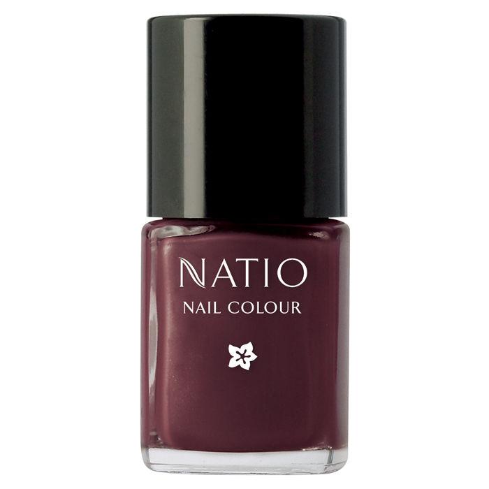 Buy Natio Nail Colour Mystic (15 ml)-Purplle