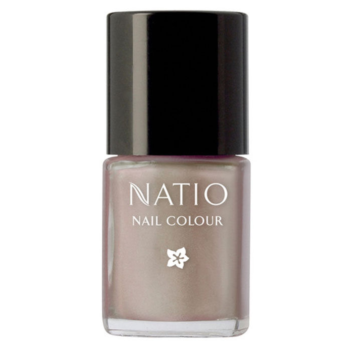 Buy Natio Nail Colour Stardust (15 ml)-Purplle