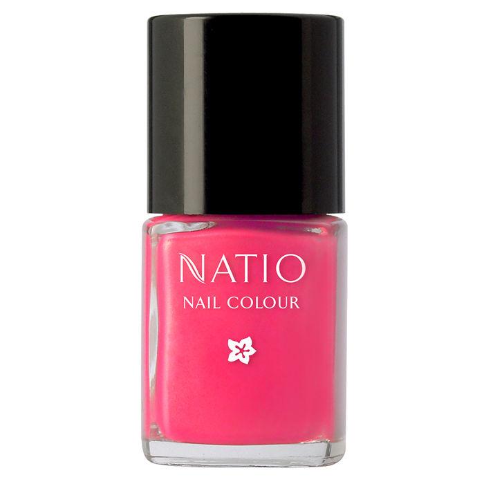 Buy Natio Nail Colour Wonder (15 ml)-Purplle