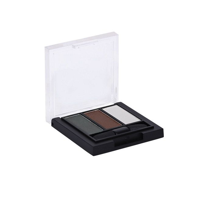 Buy Natio Smokey Eyes Trio Eye Shadow (3 g)-Purplle
