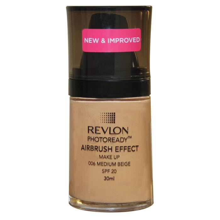 Buy Revlon Photo Ready Air Brush Effect Make Up SPF 20 Medium Beige 30 ml-Purplle