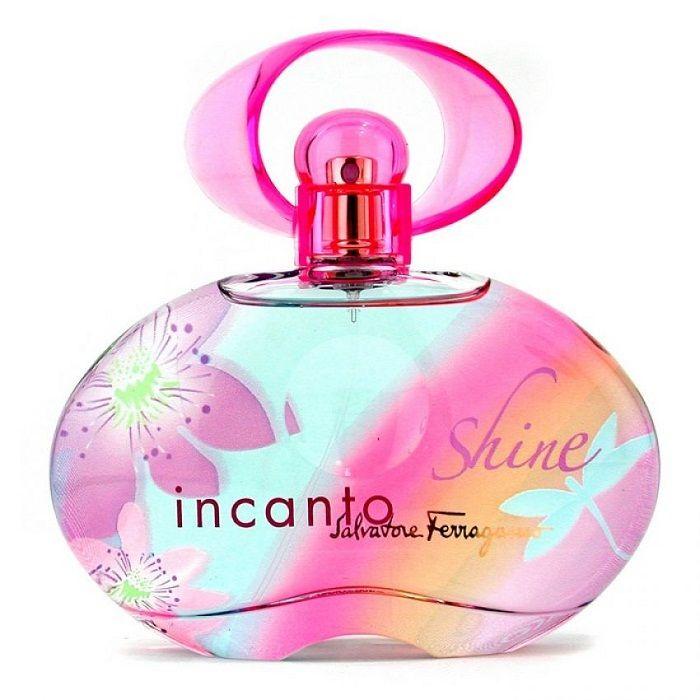 Buy Salvantone Ferragamo Incanto Shine Spray (100 ml)-Purplle