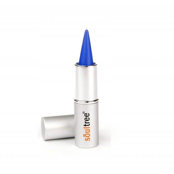 Buy Soultree Ayurvedic Kajal Colour Kohl True Blue 005 (3 g)-Purplle
