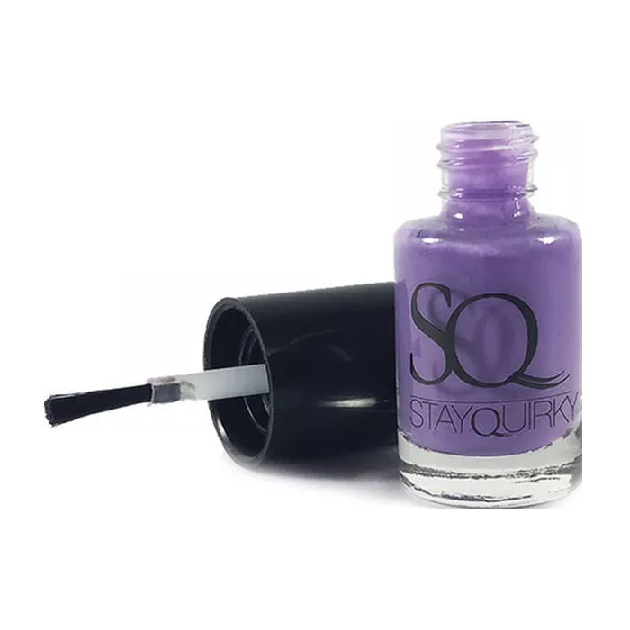 Buy Stay Quirky Nail Polish, Pastel, Eyewink 481 (6 ml)-Purplle