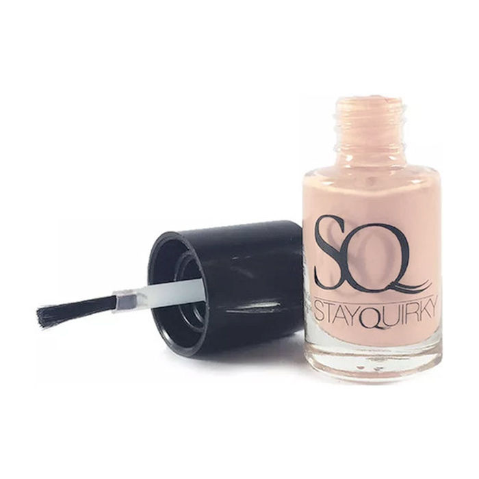 Buy Stay Quirky Nail Polish, It'S Nude Milady 491 (6 ml)-Purplle