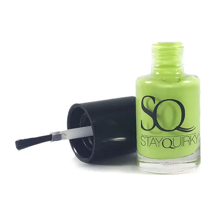 Buy Stay Quirky Nail Polish, Gel Finish, Pasterly Rocks 519 (6 ml)-Purplle