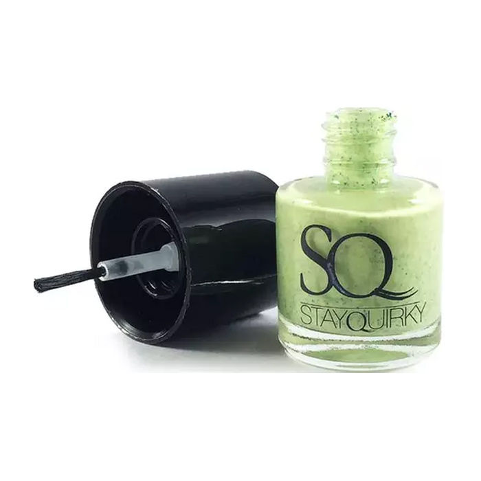 Buy Stay Quirky Nail Polish, Jersey Effect, Legendary Bloom 825-Purplle