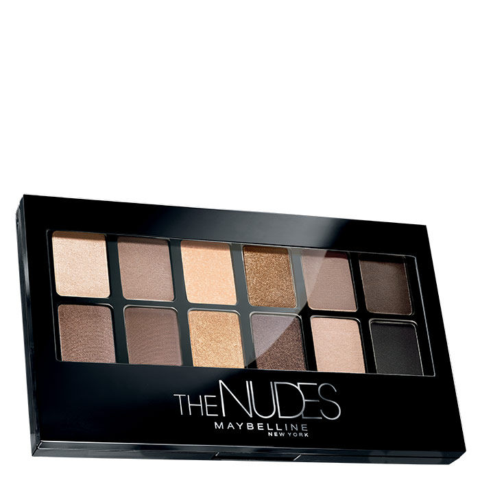 Buy Maybelline New York Nudes Palette (9 g)-Purplle