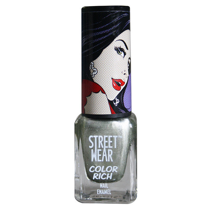 Buy Street Wear Color Rich Enamel Birthday Suit (5 ml)-Purplle